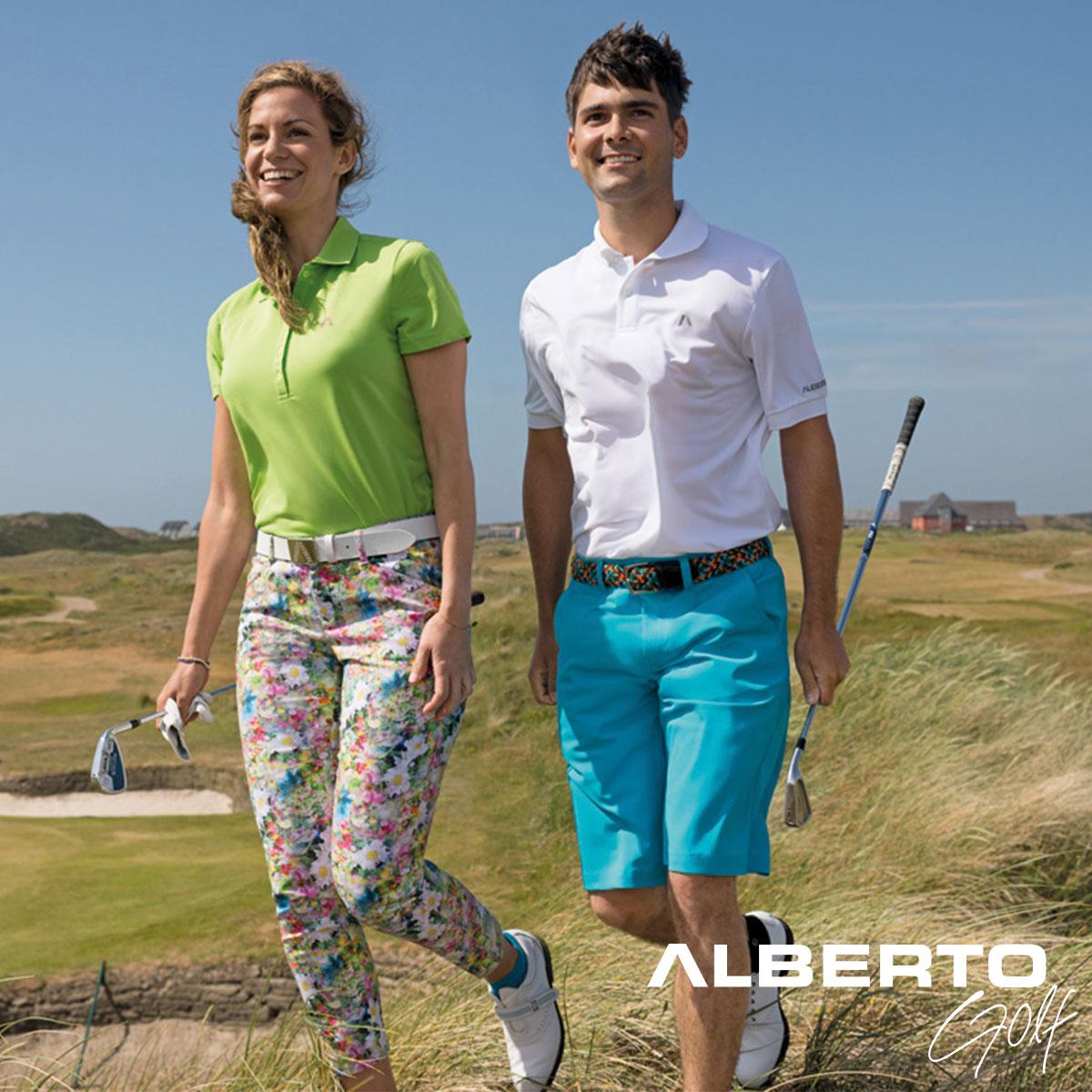 Alberto Golfmode für Damen und Herren
